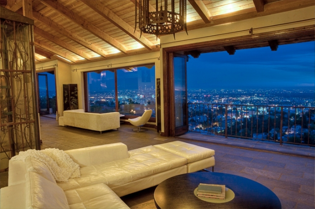 Modern Hollywood Ca Mansion For Lease Vacation Rental By